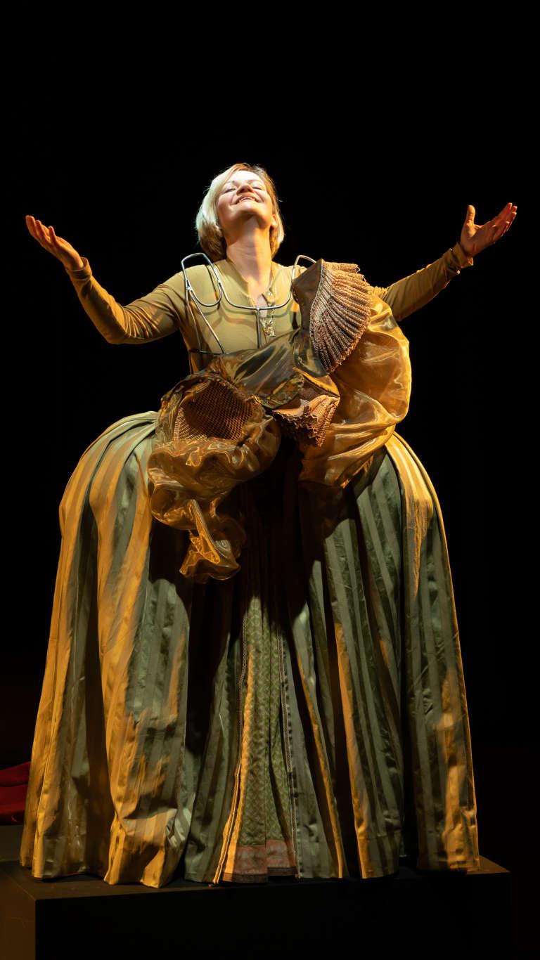 Marie Stuart (©Ariane Catton / Cie Les Débiteurs)